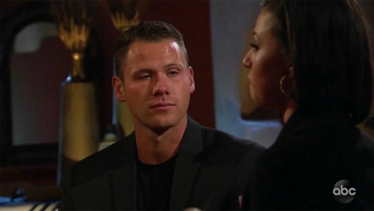 Cody Menk on The Bachelorette