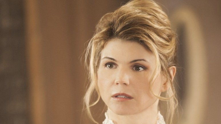 Actress Lori Loughlin, who appeared on When Calls the Heart during Seasons 1 through 6.