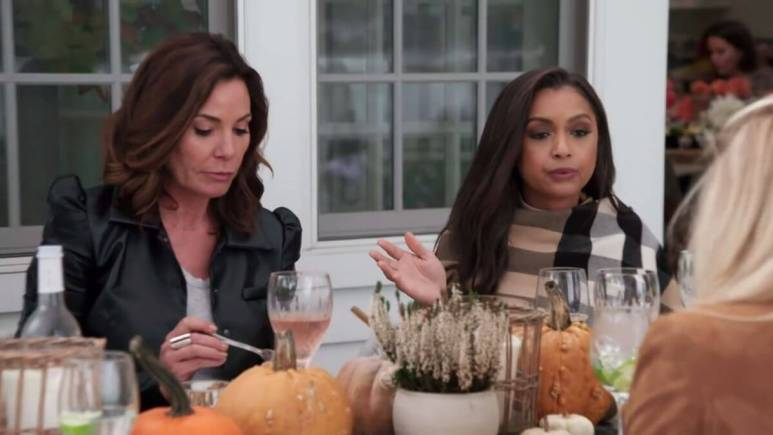 RHONY fans share their opinion about faceoff between Luann de Lesseps and Eboni K. Williams