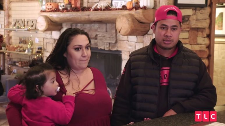 90 Day Fiance: Happily Ever After? stars Kalani and Asuelu go on romantic vacation to help their marriage