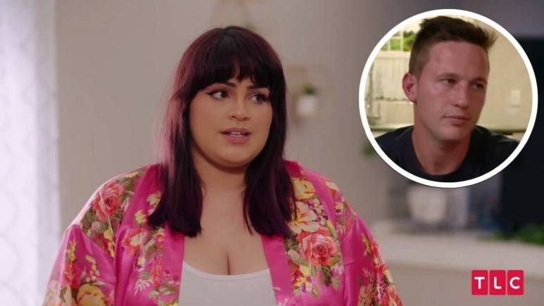90 Day Fiance: Happily Ever After star Tiffany Franco is upset with Ronald during his mock interview