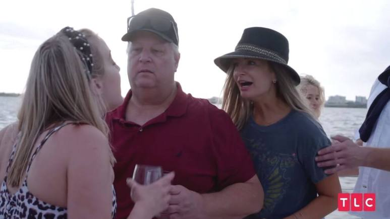 90 Day Fiance: Happily Ever After star Elizabeth Potthast gets into heated fight with sister Becky