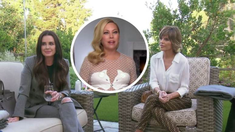 RHOBH star Sutton Stracke and Kyle Richards are at odds on social media