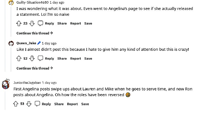 reddit comments ronnie ortiz magro