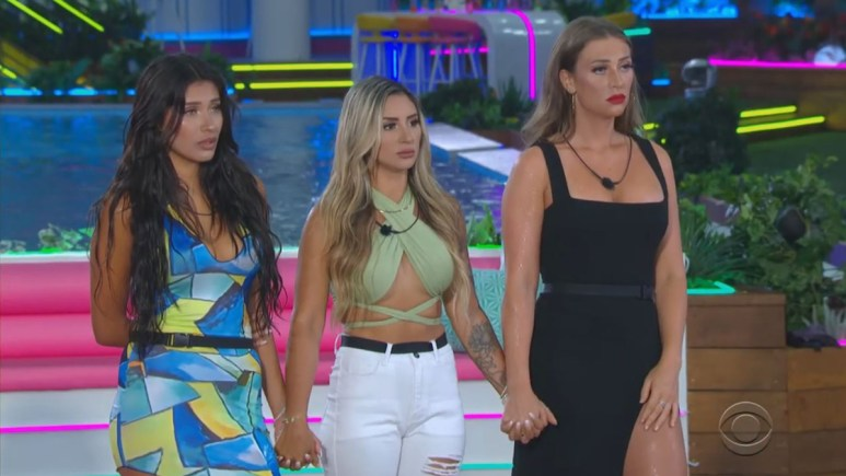 Love Island USA fans lash out at cliffhanger ending