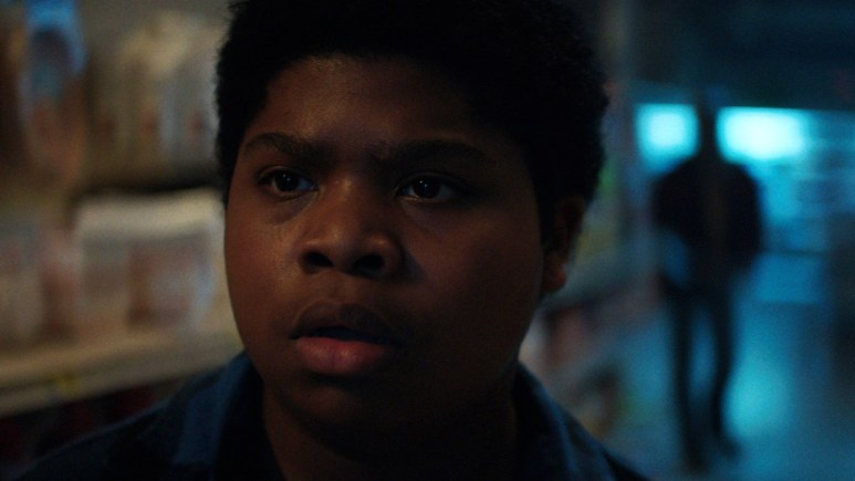 Benjamin Flores Jr. as Josh from Fear Street Part 1: 1994