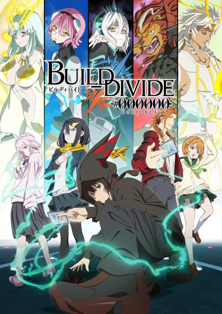 Build Divide Code Black Season 1