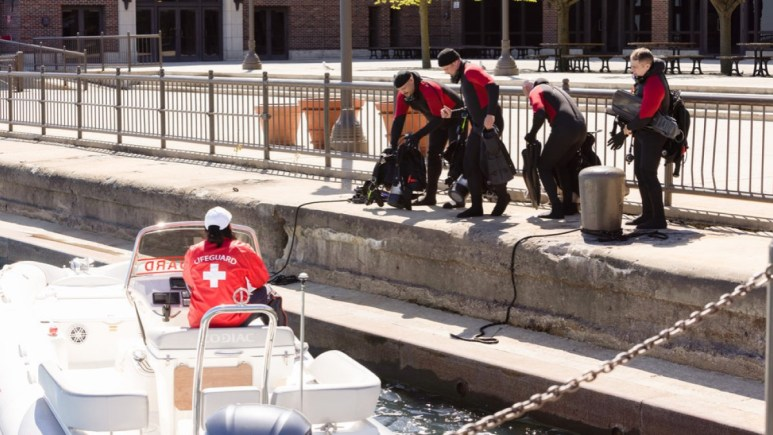 Chicago Fire Rescue Team