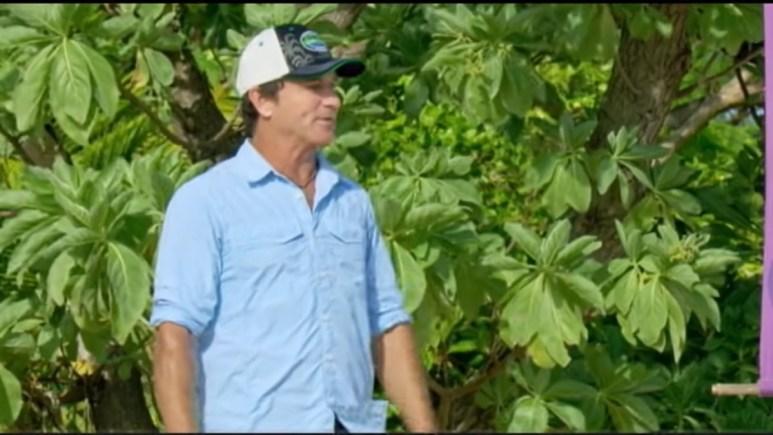 Jeff Probst Hosting Survivor Again