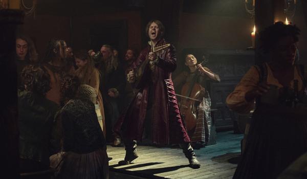 Joey Batey stars as Jaskier, as seen in Season 2 of Netflix's The Witcher