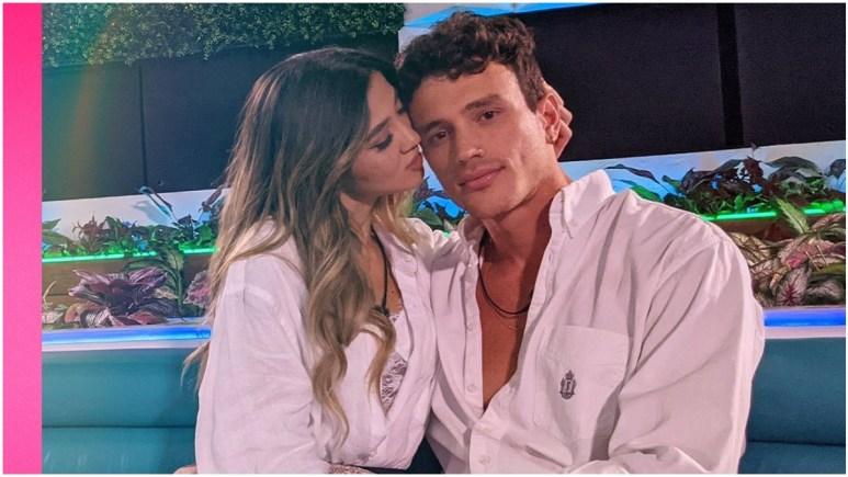 Kyra and Will on Love Island USA