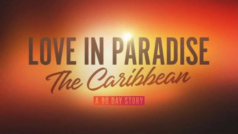 Love in Paradise Logo