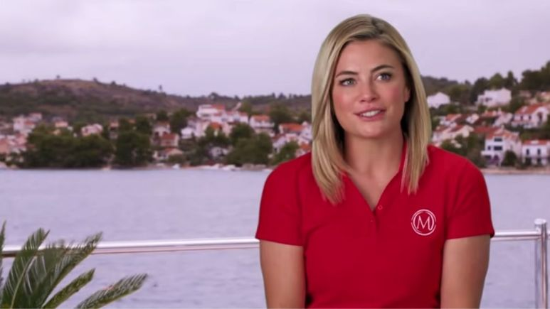 Malia White from Below Deck Mediterranean shared update on injured after her scooter accident.