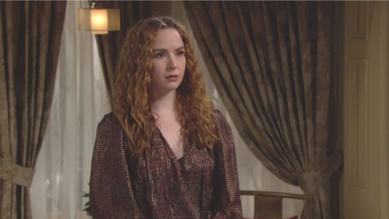Were is Mariah on The Young and the Restless?