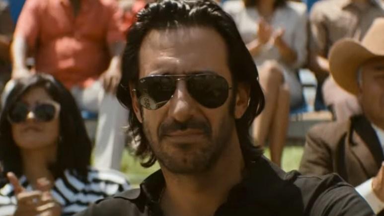 Narcos Mexico cast