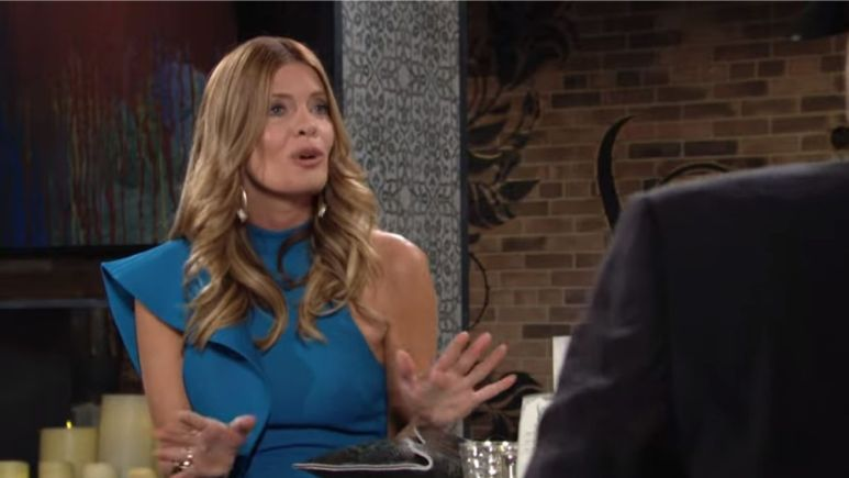 The Young and the Restless spoilers tease Phyllis and Tara prepare for battle.