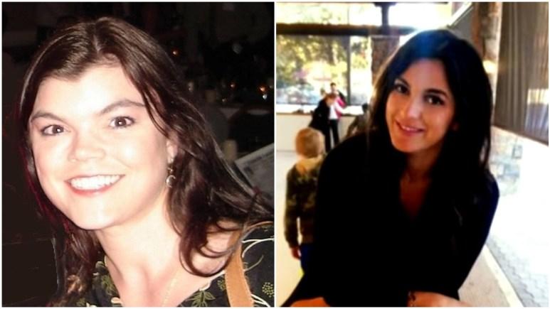 Profile pics of Nancy Moyer and Krystal Jaye Mitchell