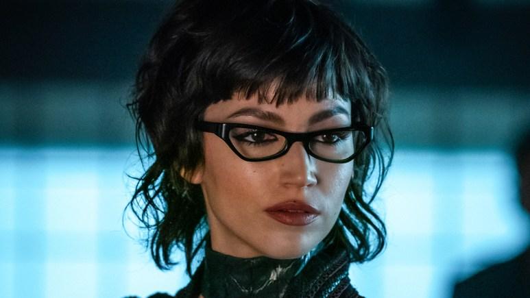 Baroness in Snake Eyes: G.I. Joe Origins