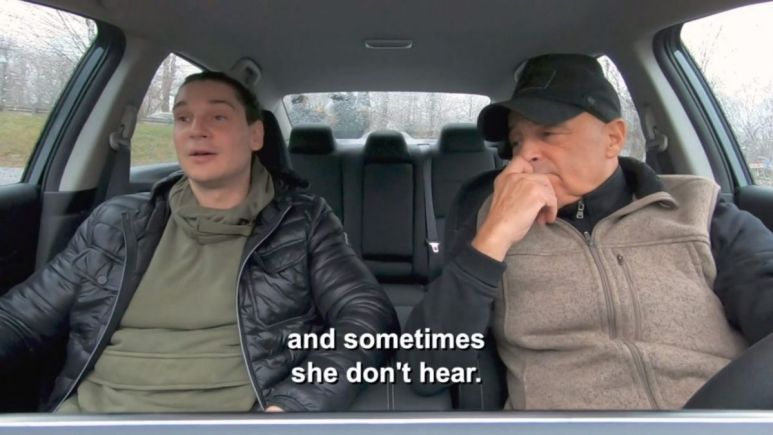 Mike claims to see right through Georgi and thinks he's taking advantage of Darcey.
