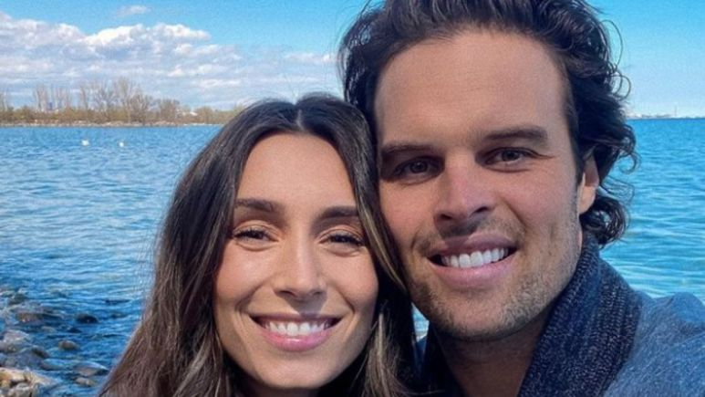 Astrid Loch and Kevin Wendt pregnancy announcement