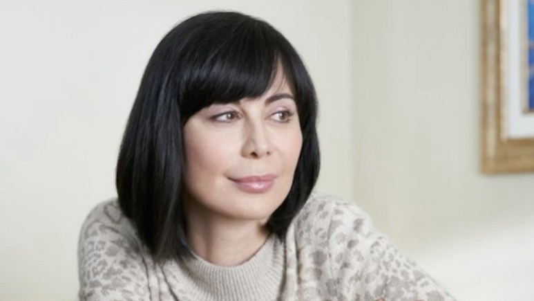 Catherine Bell as Cassie Nightingale on the Hallmark series Good Witch.