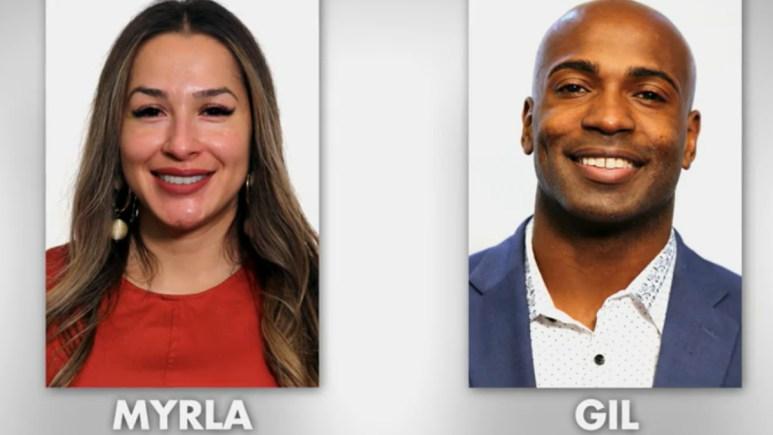 MAFS couple Gil and Myrla
