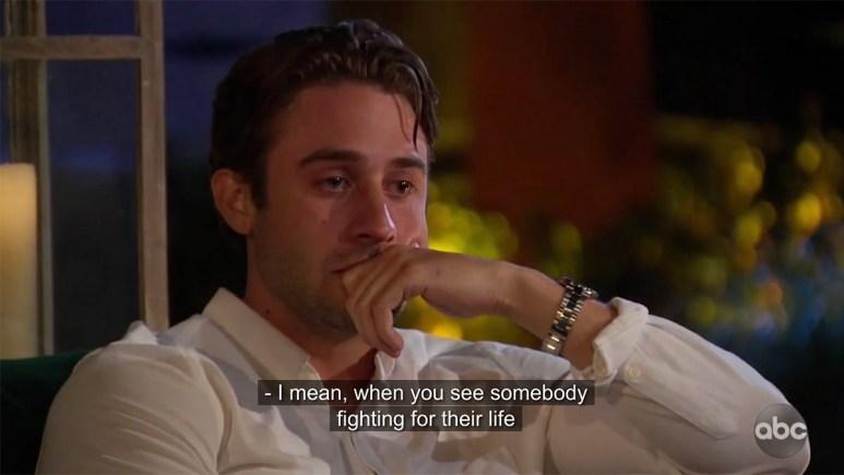 Greg Grippo on The Bachelorette