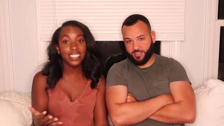 MAFS star Vincent and Briana share their journey with fans on YouTube