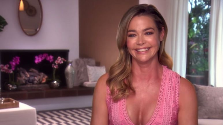Former RHOBH star Denise Richards says she did not demand an ultimatum to return to the show