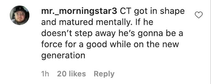 the challenge season 37 winner fan comments