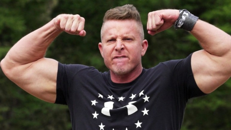 mark long during the challenge all stars premiere episode