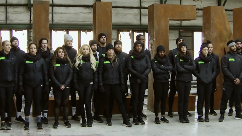 the challenge total madness episode daily challenge cast
