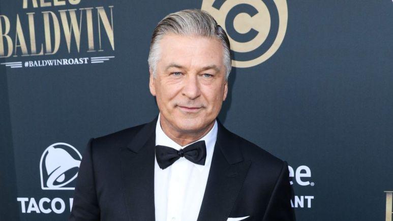 Red carpet image of Alec Baldwin