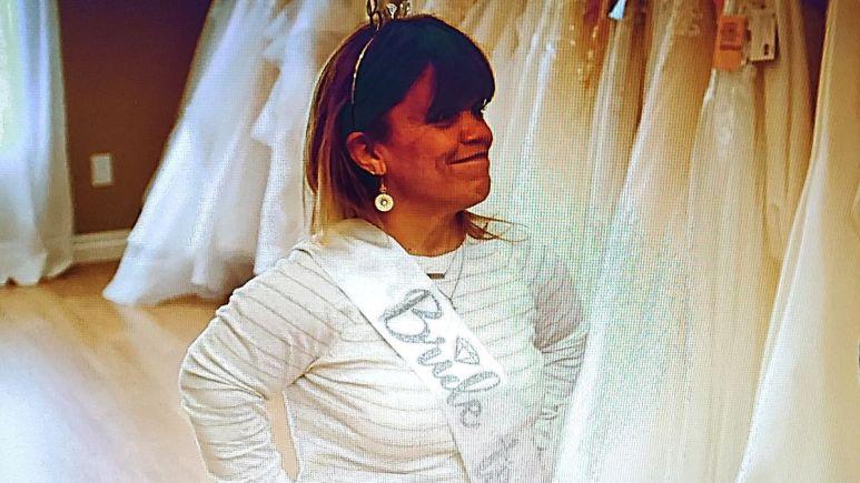 amy roloff tried on wedding dresses on lpbw on tlc