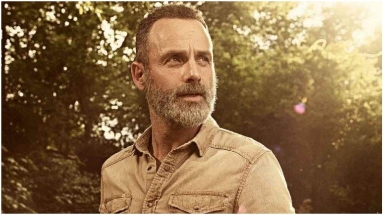 Andrew Lincoln stars as Rick Grimes in AMC's The Walking Dead