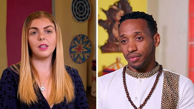 Ariela Weinberg and Biniyam Shibre of 90 Day Fiance The Other Way