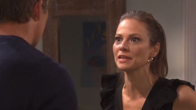 Days of our Lives spoilers tease Ava loses it on Rafe over Nicole.