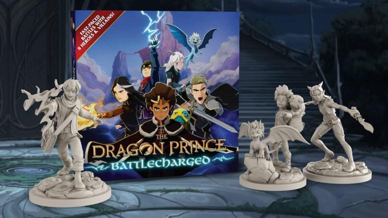 BattleCharged Dragon Prince