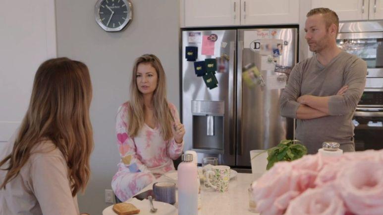 Becky, Becky's husband, and Jenn