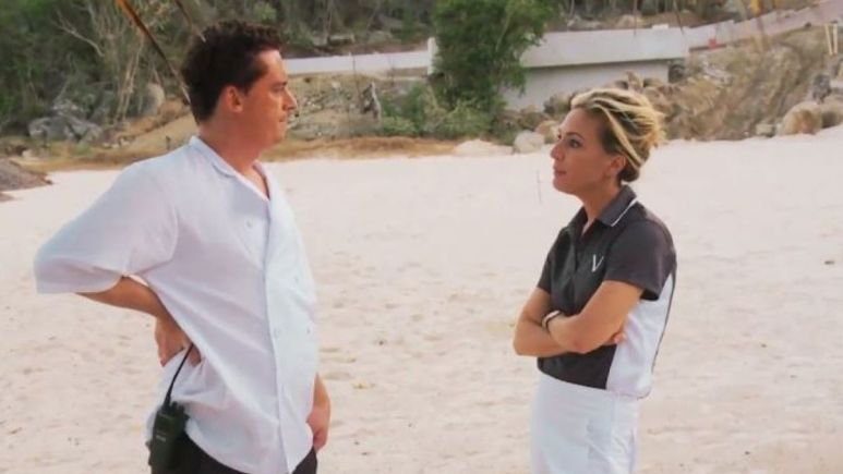 What would it take for Ben Robinson and Kate Chastain to return to Below Deck?
