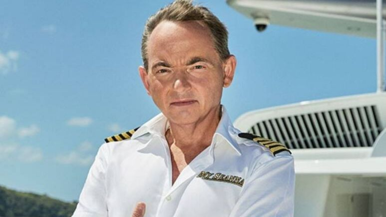 Captain Sean Meagher is the new Below Deck Season 9captain.