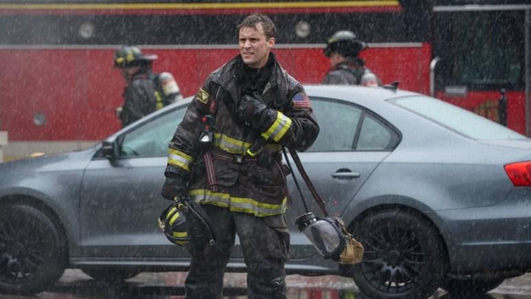 Casey On Chicago Fire Season 9