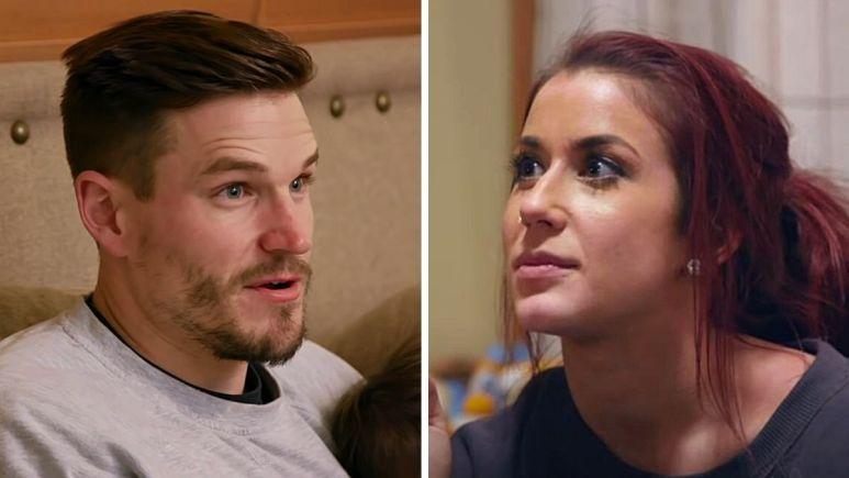 Cole and Chelsea DeBoer formerly of Teen Mom 2