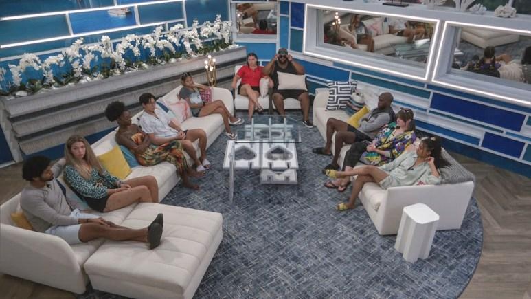 BB23 Cast Living Room