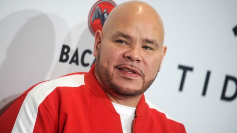 Fat Joe on the red carpet