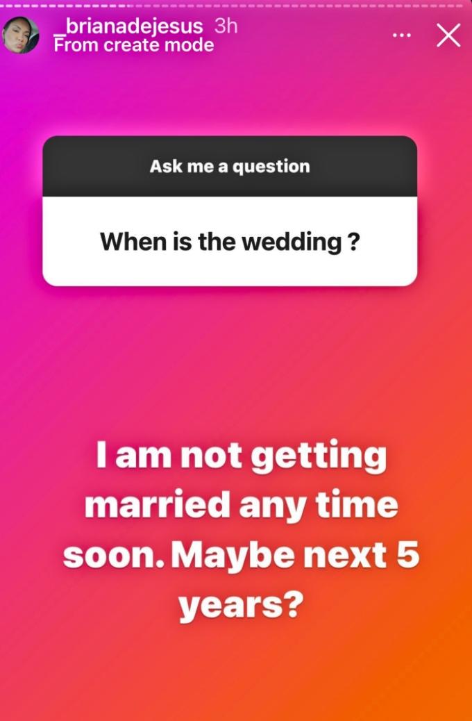 Teen Mom 2 star Briana DeJesus talks marriage