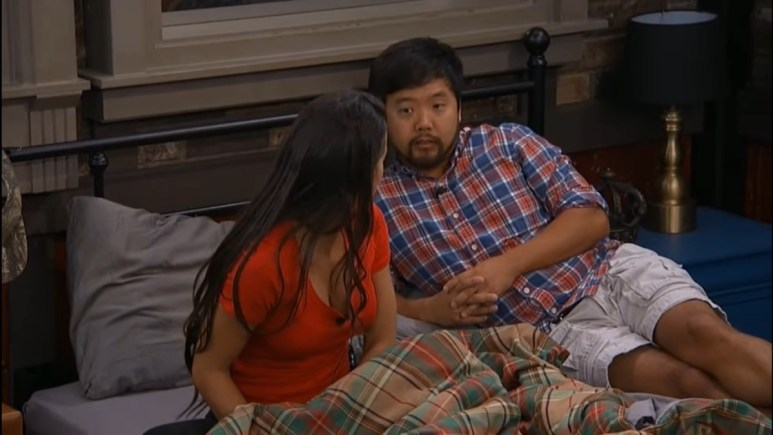 James And Natalie BB18