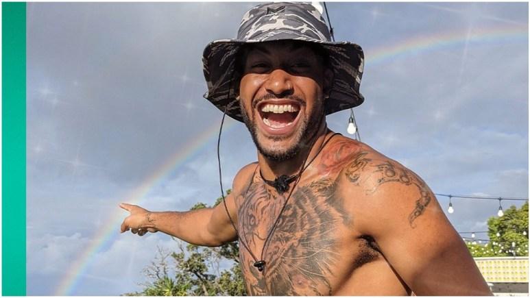 Javonny Vega on Love Island USA