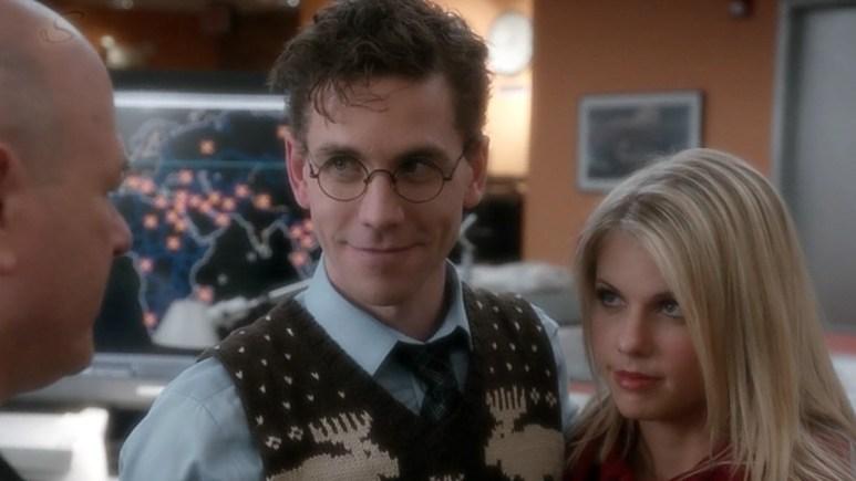 Jimmy And Breena NCIS