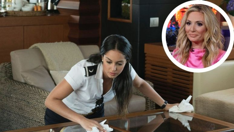 Kate Chastain and other Below Deck alums talk Lauren Cohen's new gig working for JLo.